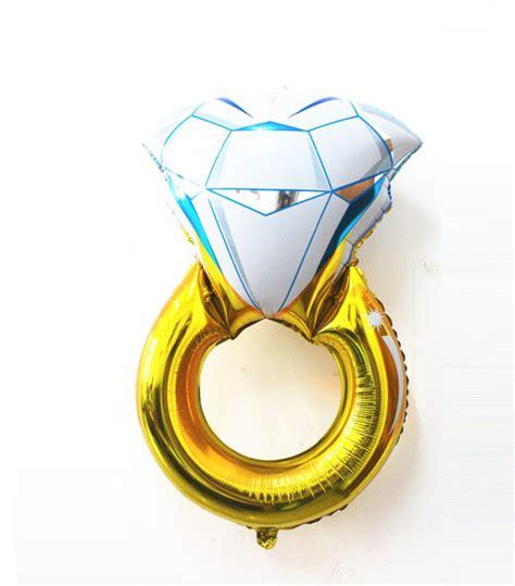 ring foil balloon so spoilt