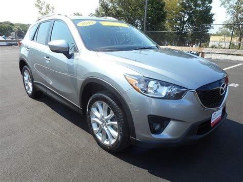 mazda pre owned pre owned 2014 mazda cx 5 grand touring sport utility in