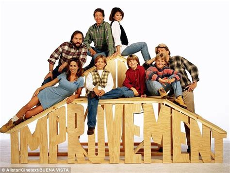 the cast of home improvement reunite for happy family