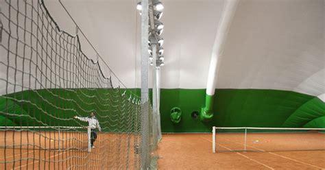 illuminazione ci da tennis carecaled installazione co da tennis