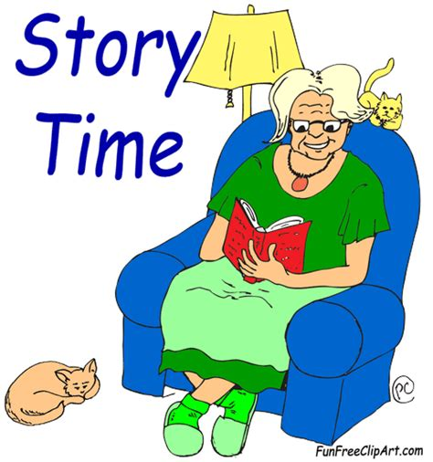 Story Time Clipart story time with free clipart