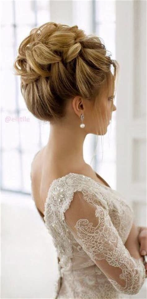 Wedding Hair Big Updos 25 best ideas about high updo on high updo