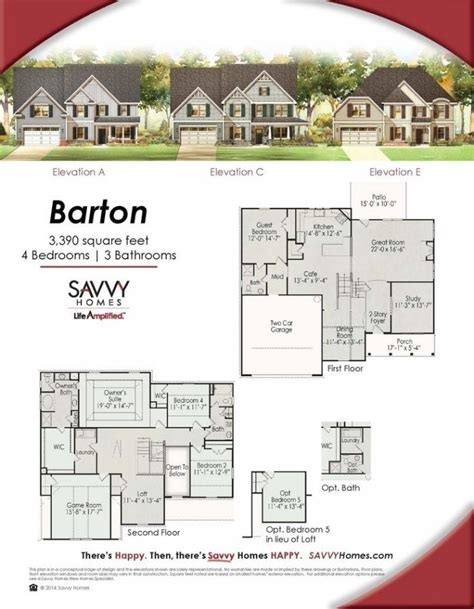 savvy homes floor plans unique savvy homes barton floor