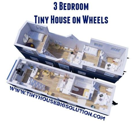 3 bedroom tiny house 3 bedroom tiny house on wheels tiny house ideas