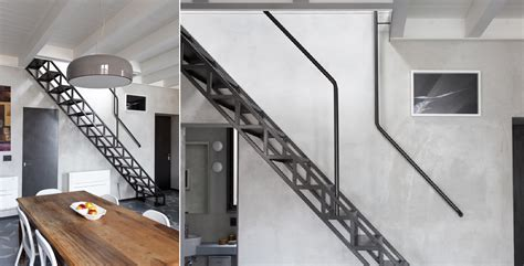 Industrial Stairs Design Cool Staircase Designs Guaranteed To Tickle Your Brain
