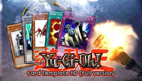 Yugioh Card Template Hd by Yu Gi Oh Card Template Hd Version 2 By Celticguard On