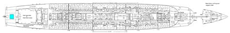 queen mary floor plan pdf diy cabin plan queen mary 2 download cabin plans under