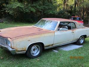 1972 Chevrolet Monte Carlo 1972 Chevrolet Monte Carlo Pictures Cargurus