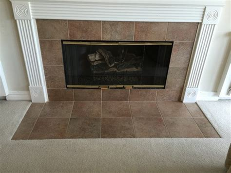 Fireplace Floor by Fireplace Flooring