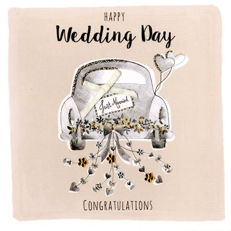 Happy Wedding Greeting Cards