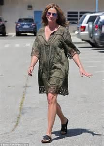 Chic Mini Dress goes hippie chic in olive green mini dress