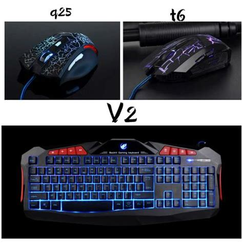 Warwolf Q2 Gaming Mouse junkai