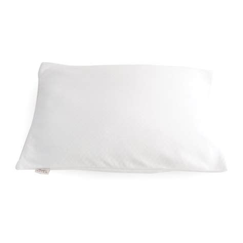 Bucky Duo Bed Pillow by Bucky Large Duo Bed Pillow White One Size Bags Central