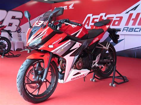 honda indonesia new 2016 honda cbr150r launched price specs gallery