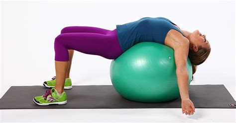 what size exercise ball for what size exercise ball to buy for your height popsugar