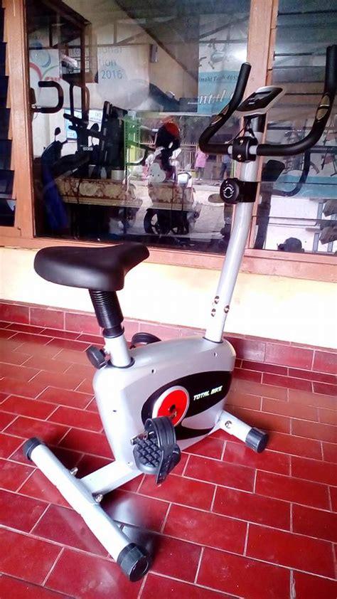 Alat Gim Dan Fitnes Sepedah Olahraga Fitnes Magnetic Sepeda Statis sepeda fitnes magnetic statis bike sepeda total tl 8209 sepedah termurah
