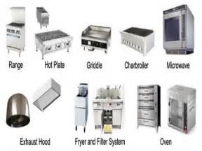 Kitchen Equipment Categories Kitchen Equipment Its Maintenance