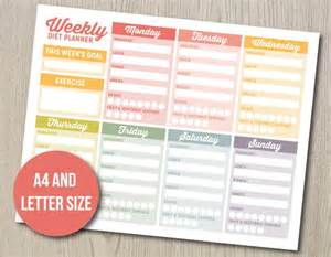 15 meal planner ideas notepad amp printable meal planners