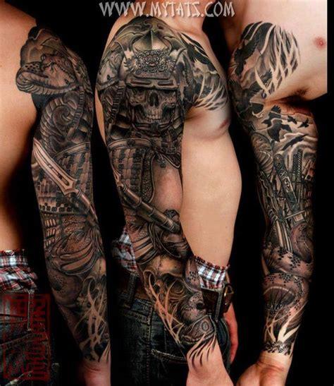 83 alluring half and full sleeve tattoos