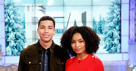 marcus scribner how old marcus scribner and yara shahidi get real thereal