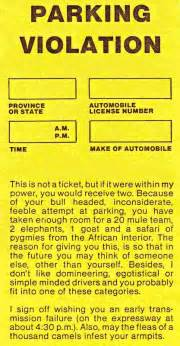 Parking Tickets Free Parking Ticket Printable Search Results