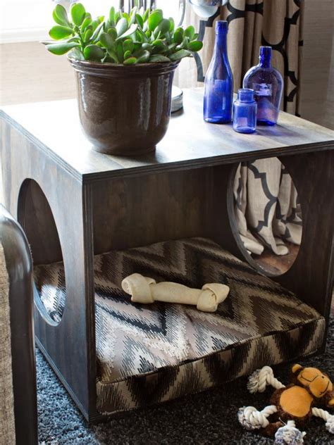 srd plywood bedside tables felt how to make a plywood pet bed and occasional end table