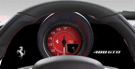 ferrari 458 speedometer ferrari 488 gtb interior speedometer wallpaper ferrari