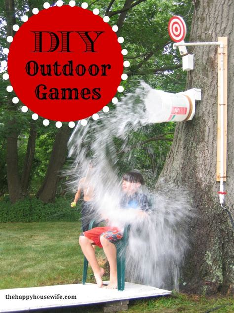 backyard lawn games 25 water games activities for kids