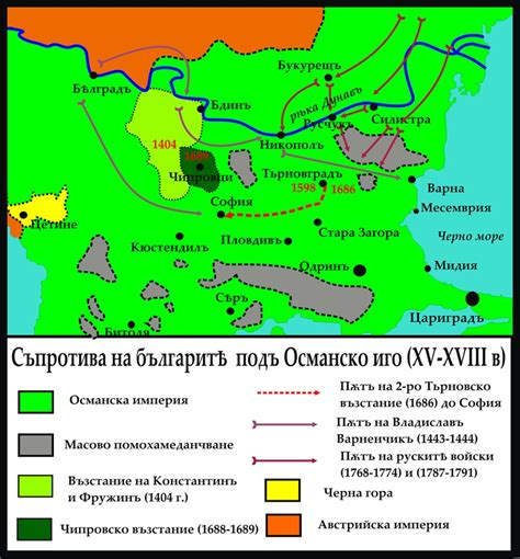 Ottoman Rule by Bulgaria Ottoman Rule By Kommit On Deviantart