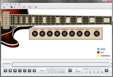 cara bermain gitar canon rock teril bermain gitar dengan menggunakan table rock sound