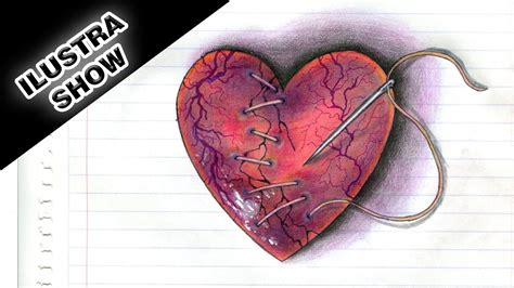 imagenes de corazones lastimados o heridos como dibujar y colorear un coraz 211 n herido corazones rotos