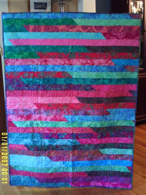 Baby Jelly Roll Quilt by Jelly Roll Baby Quilt For Coda W Gail S Quilts