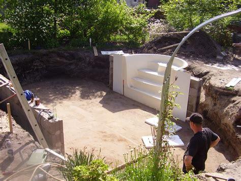 Treppe Im Garten 2388 by Konjunkturpaket Xi Poollandschaftsbau Im Allerleinetal