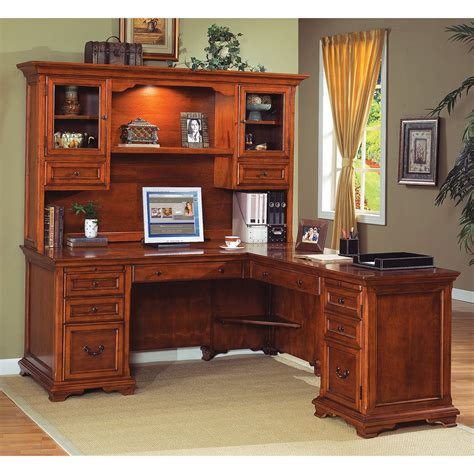 furniture wonderful l shaped computer desk with hutch for home office decoration nu decoration l shaped computer desks with hutch hostgarcia