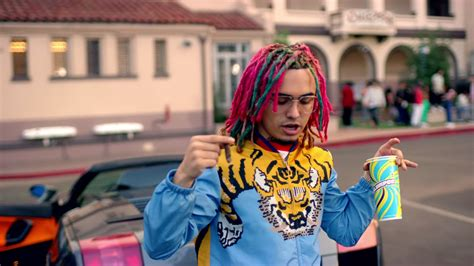lil pump x get it lil pump quot gucci gang quot official music video עולם ההיפ הופ