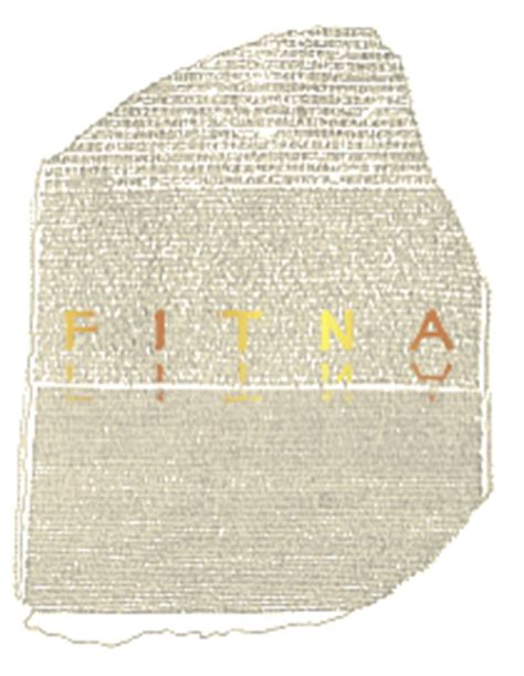 rosetta stone romanian gates of vienna a rosetta stone for fitna part two