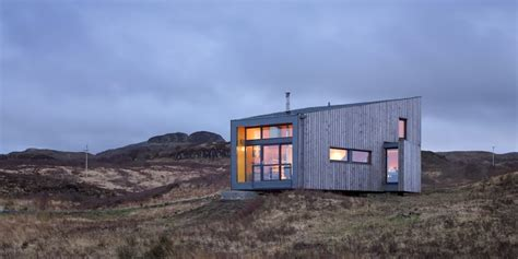 Home Design Architect by Fiscavaig Eco Home On The Isle Of Skye By Rural Design