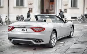 Maserati Convertible 2011 Price Maserati Granturismo Convertible 2011