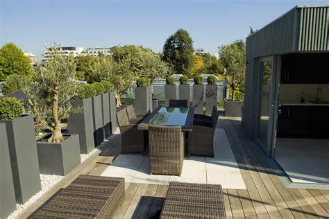 rooftop terrace design roof terrace design in st john s wood nw8 by garden