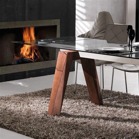 tavolo pranzo legno albenga tavolo da pranzo allungabile in legno massello