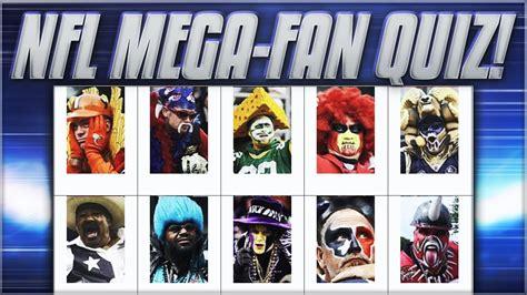 Nfl Mega Fan Team Quiz