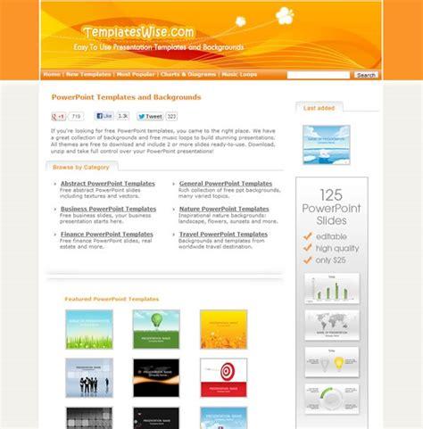 templateswise powerpoint las 10 mejores p 225 ginas de plantillas de powerpoint gratis