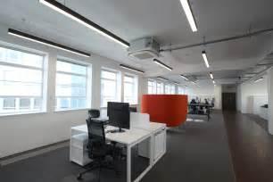 office led lighting fixtures slim linear office lighting for office refurbishment