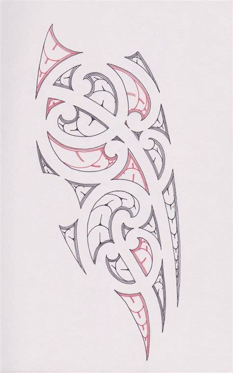 tribal tattoos calf muscle ta moko by bloodempire on deviantart spiration
