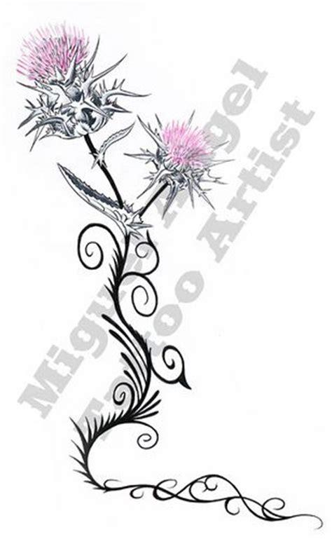 thistle tattoo pinterest 1000 ideas about thistle tattoo on pinterest scottish