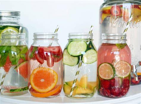 best healthy detox spa fruit infused detox water modern honey