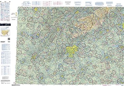 faa sectional charts faa chart vfr sectional atlanta satl current edition