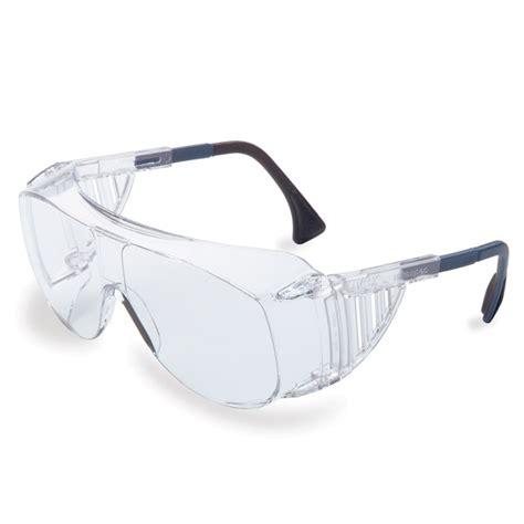 Uvex Safety Glasses The Glass 9161 Clear Lens 9161014 uvex ultra spec 2001 otg safety glasses clear frame clear lens fullsource
