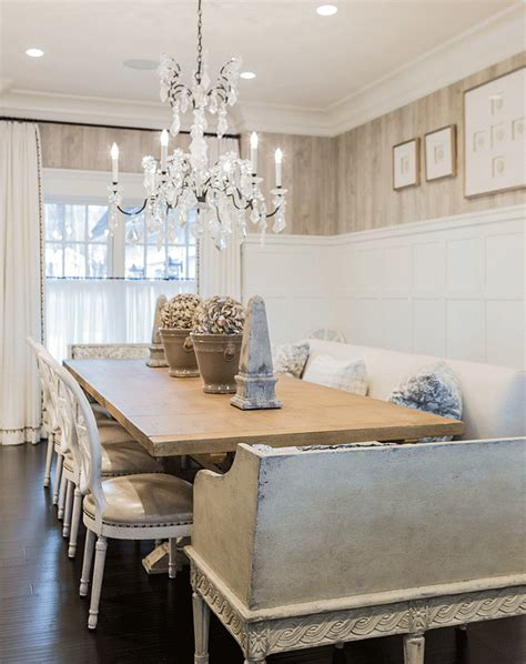 dining room color scheme ideas classic family home with coastal interiors home bunch