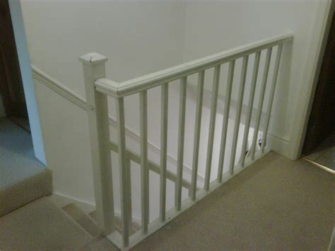 Replacement Banister Spindles And Newels Carpentry Joinery Job In Cheadle